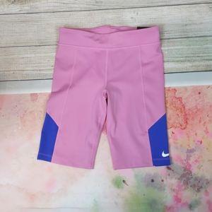 Nike tight fit training shorts